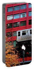 Red El - Chicago Portable Battery Charger