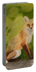 Red Fox 1 Portable Battery Charger