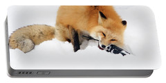 Red Fox To Base Portable Battery Charger
