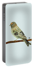 Red-fronted Serin Portable Battery Charger