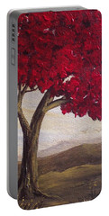 Red Glory Portable Battery Charger