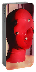 Red Hood Portable Battery Charger