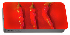 Red Hot Chili Pepper II Portable Battery Charger