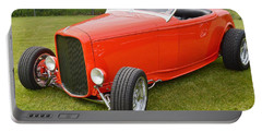 Red Hot Rod Portable Battery Charger