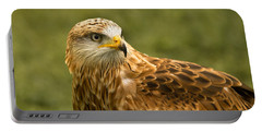 Portable Battery Charger featuring the photograph Red Kite by Scott Carruthers