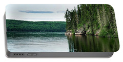 Red Lake Ontario Portable Battery Charger