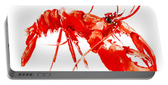 Red Lobster Portable Battery Charger