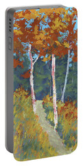 Red Mountain Aspens Portable Battery Charger
