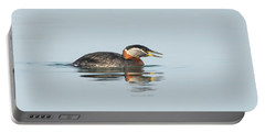Red-necked Grebe Portable Battery Charger