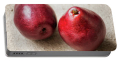 Red Pears Portable Battery Charger