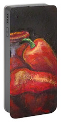 Red Red Red Jalapenos  Portable Battery Charger