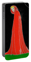 Red Riding Hood Portable Battery Charger