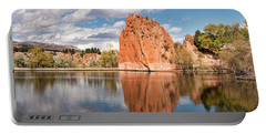 Red Rock Canyon Reservoir Portable Battery Charger