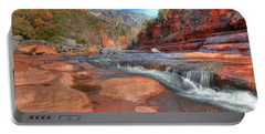 Red Rock Sedona Portable Battery Charger by Kelly Wade