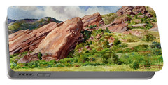 Red Rocks Amphitheatre Portable Battery Charger