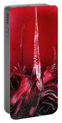Red Sea Creature Portable Battery Charger