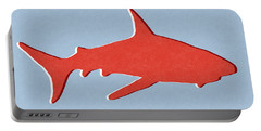 Red Shark Portable Battery Charger