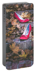 Red Shoes II Portable Battery Charger