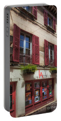 Red Shutters Portable Battery Charger