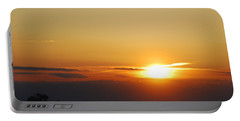 Red Sky Sunset Portable Battery Charger