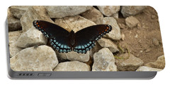 Red-spotted Purple Brush-foot Portable Battery Charger
