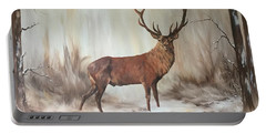 Red Stag Portable Battery Charger