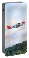 Red Tails Portable Battery Charger