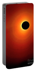 Red Totality Portable Battery Charger