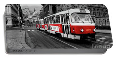 Red Tram Portable Battery Charger