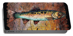 Red Trout Fresco Portable Battery Charger
