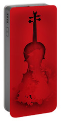 Red Violin Portable Battery Charger