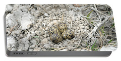 Red-wattled Lapwing Nest Portable Battery Charger