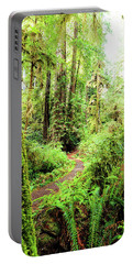 Red Woods Trail Portable Battery Charger