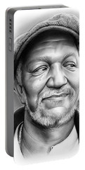 Redd Foxx Portable Battery Charger by Greg Joens