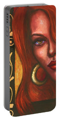 Redhead Portable Battery Charger by Alga Washington
