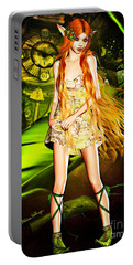 Redhead Forest Pixie Portable Battery Charger