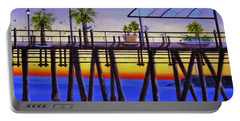 Redondo Beach Pier Portable Battery Charger