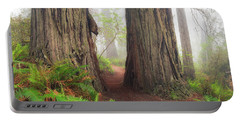 Redwood Trail Portable Battery Charger