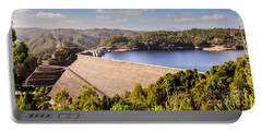 Reece Dam, Western Tasmania Portable Battery Charger
