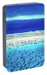 Reefs Edge Portable Battery Charger by Az Jackson
