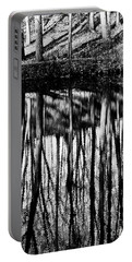 Reflected Landscape Patterns Portable Battery Charger