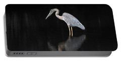 Reflecting Heron Portable Battery Charger