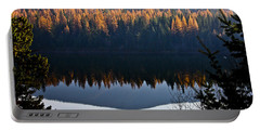 Reflecting On Autumn Portable Battery Charger