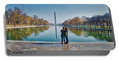 Reflecting Pool Portable Battery Charger