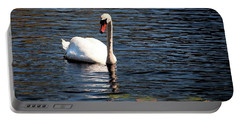 Reflecting Swan Portable Battery Charger