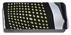 Portable Battery Charger featuring the photograph Reflection On 42nd Street 1 by Sarah Loft