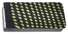Portable Battery Charger featuring the photograph Reflection On 42nd Street 3 by Sarah Loft