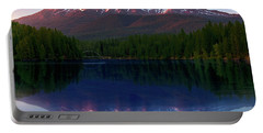 Portable Battery Charger featuring the photograph Reflection On California's Lake Siskiyou by John Hight