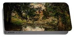 Portable Battery Charger featuring the photograph Reflection by Ryan Photography