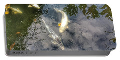 Reflections And Fish 9 Portable Battery Charger